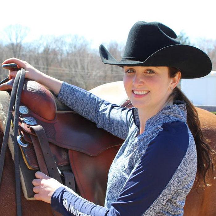 Jillian Haas of North Eastern Performance Horses