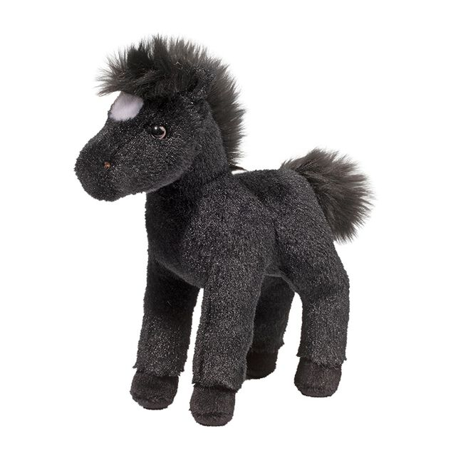 Douglas Flint Black Horse  image number null