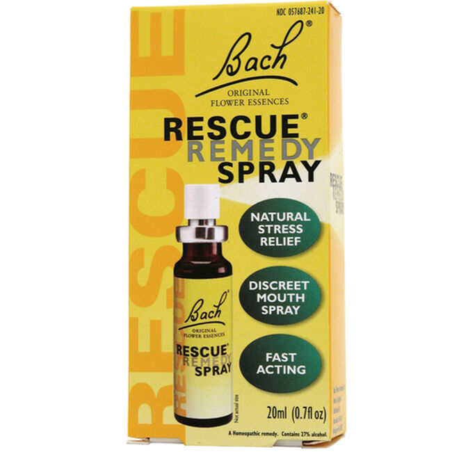 Bach Rescue Remedy Spray  image number null