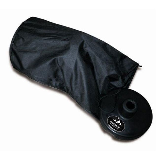 High Country Plastics Pole Base Bag image number null