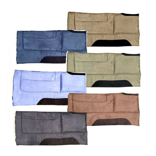 Toklat Microsuede Cut Back Square Pad image number null
