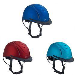 Ovation Metallic Schooler Helmets