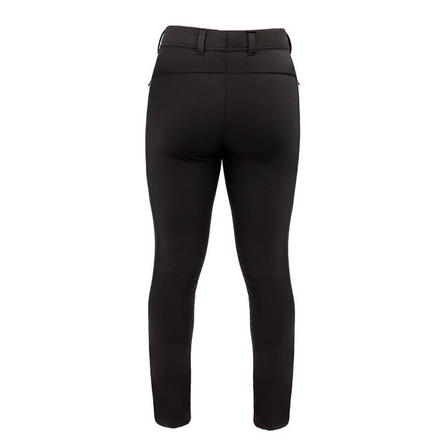 Irideon Women's Thermasoft Boot Cut Knee Patch Breeches image number null