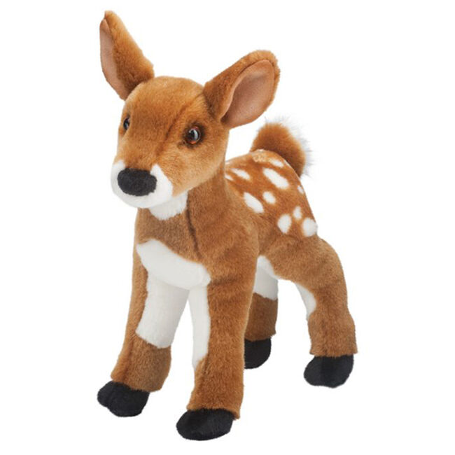 Douglas Delila Fawn Plush Toy image number null