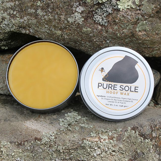 Pure Sole Hoof Wax 7oz image number null