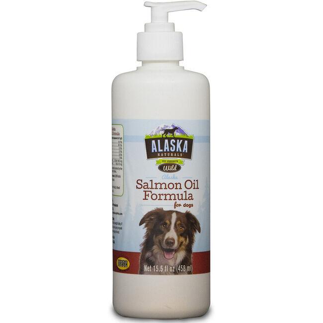 Alaska Naturals Wild Alaska Salmon Oil for Dogs - 15oz image number null