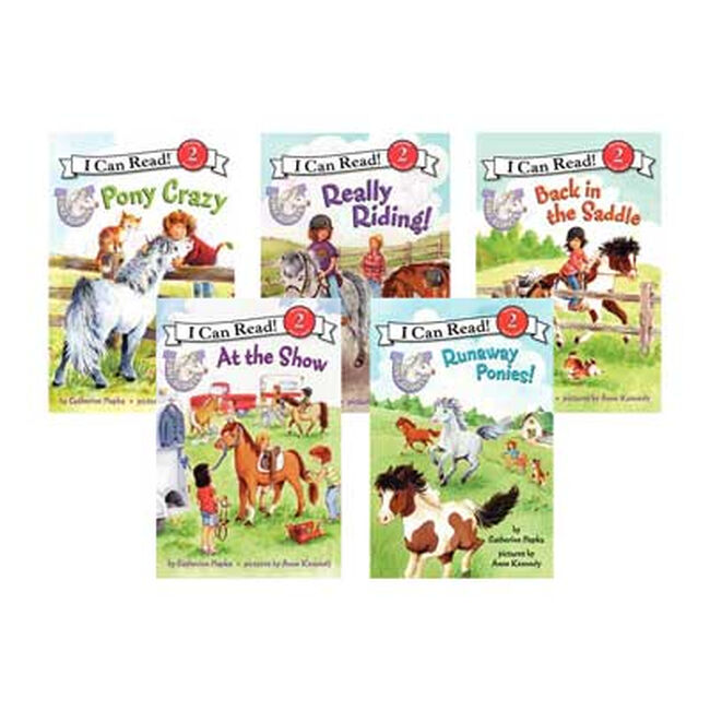 Pony Scouts Book Set - Series 1 image number null