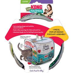 Kong PlaySpaces Catnip Camper
