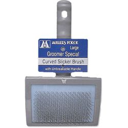 Millers Forge Large Curved Slicker Brush