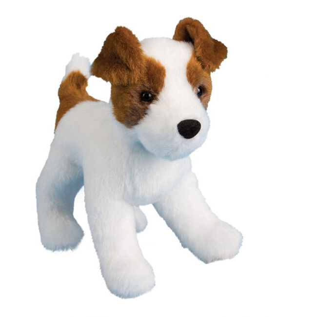 Douglas Feisty Jack Russell Plush Toy image number null