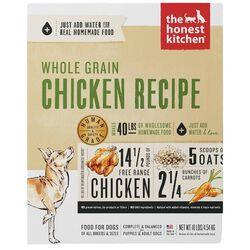 The Honest Kitchen Whole Grain Chicken Dog Food