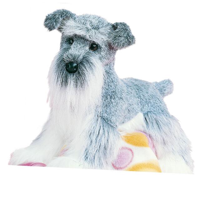 Douglas Fritz Schnauzer Cuddle Toy image number null