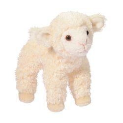 Douglas Little Bit Lamb Plush Toy