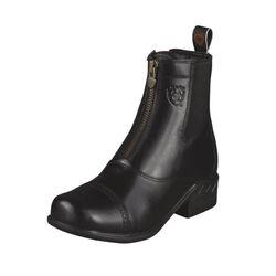 Ariat Heritage Round Toe Zip Paddock Boot