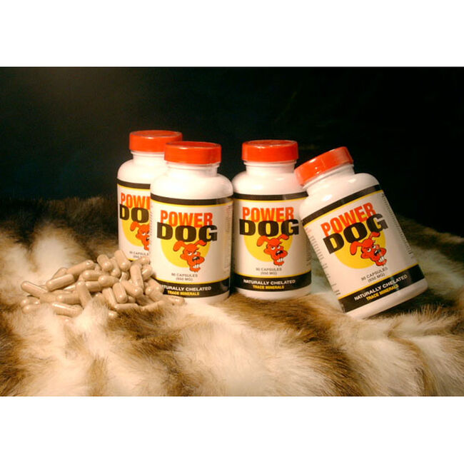 Power Dog Capsules image number null