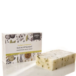 Earth Luxe Eucalyptamint All Natural Soap