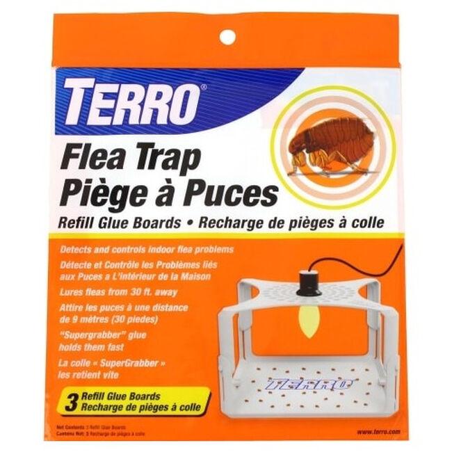Terro Ultimate Flea Trap Refill image number null