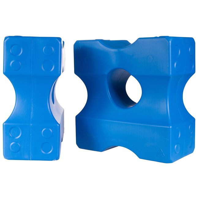 Horze Jumping Blocks - Royal Blue image number null