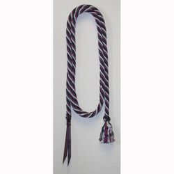 Double Diamond Braided Poly Lead Rope Closeouts
