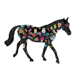 Breyer Emoji Horse