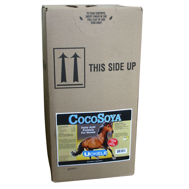 Uckele CocoSoya Oil  image number null