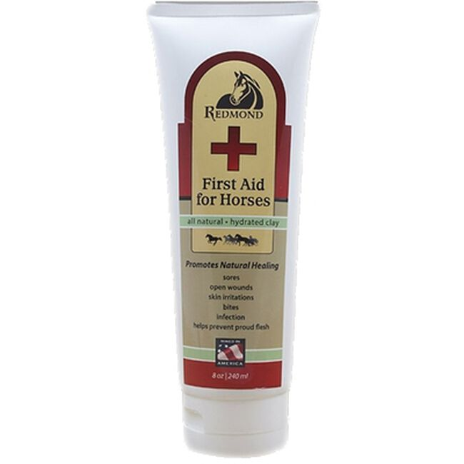 Redmond First Aid for Horses - Hydrated Bentonite Clay  image number null