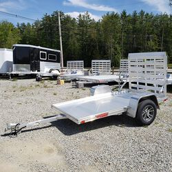 High Country 2020 60 x 8 Utility Trailer with Aluminum Flooring