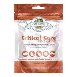 Oxbow Critical Care 100g Extra Fine
