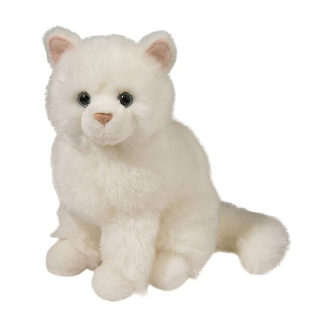 Douglas Snowball White Cat  image number null