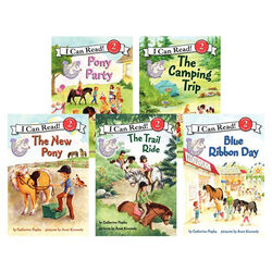 Pony Scouts Book Set - Series 2