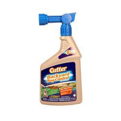 Cutter Backyard Bug Control Concentrate Spray 32 oz