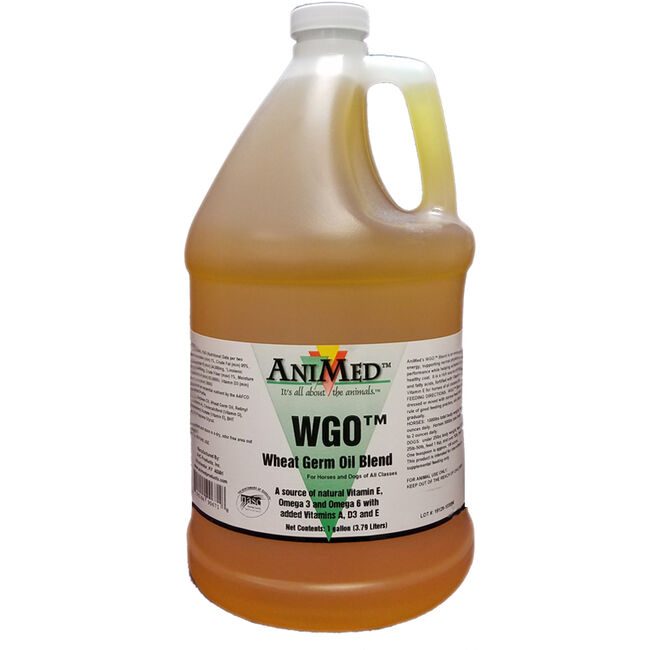 Animed WGO™ Wheat Germ Oil Blend image number null