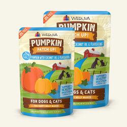 Weruva Pumpkin Patch Up Pumpkin w/ Coconut Oil & Flaxseeds Supplement for Cats & Dogs