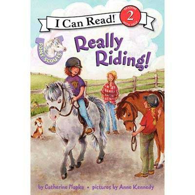 """Pony Scouts """"Really Riding"""" image number null"""