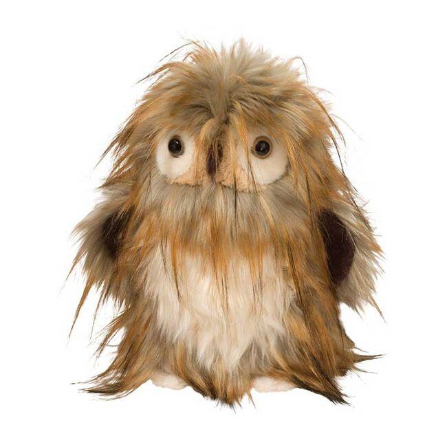 Douglas Janis Owl Plush Toy image number null