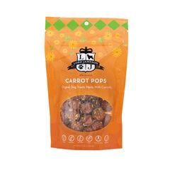 Lord Jameson Carrot Pops Organic Dog Treats