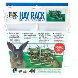 Pet Lodge Rabbit Wire Hay Rack