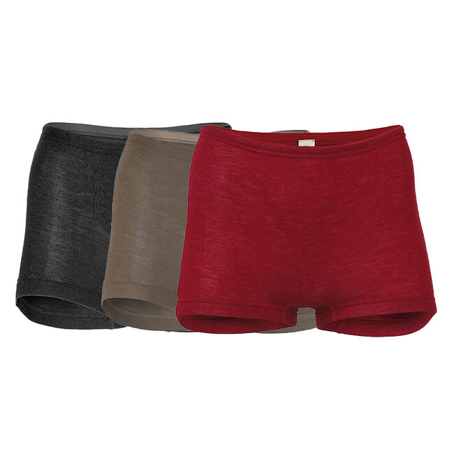 Engel Women's Wool/Silk Shorts image number null