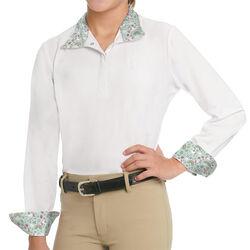 Ovation Child's Ellie Tech Long Sleeve Show Shirt
