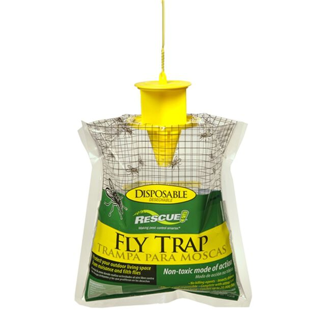 Rescue Disposable Fly Trap image number null
