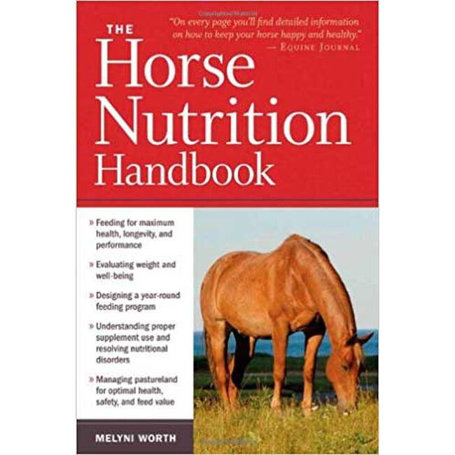 The Horse Nutrition Handbook  image number null