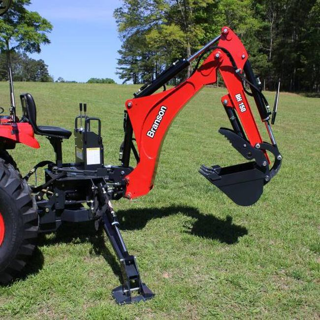 Branson Tractors BH150 Backhoe image number null