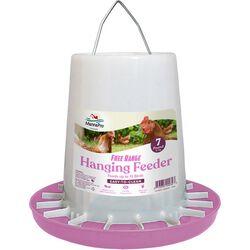 Manna Pro Free Range Hanging 7lb Poultry Feeder