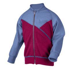 Janus Kids' Crinkle Wool Jacket