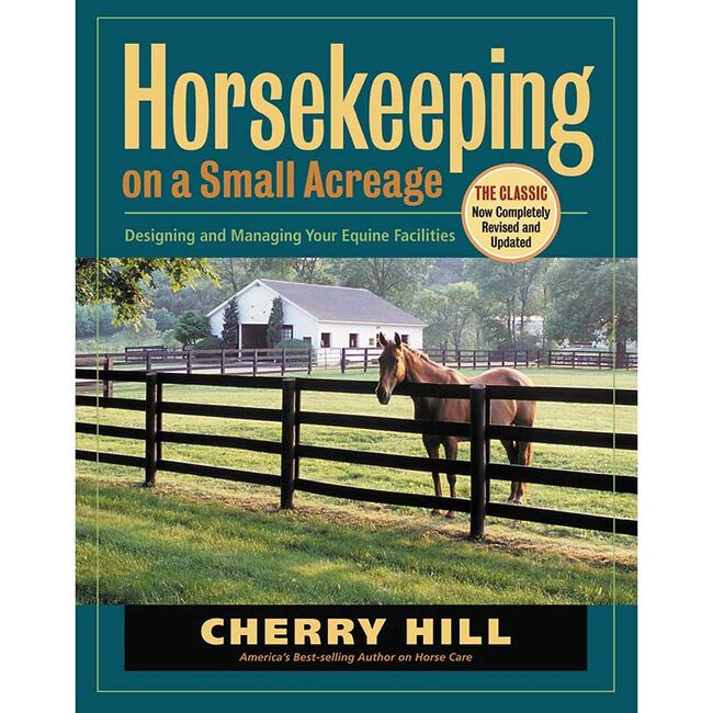 Horsekeeping On A Small Acreage image number null