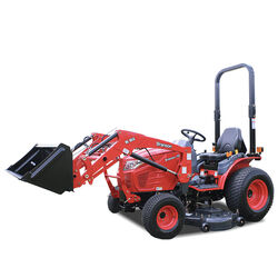 Branson Tractors 2505H Mower With Loader