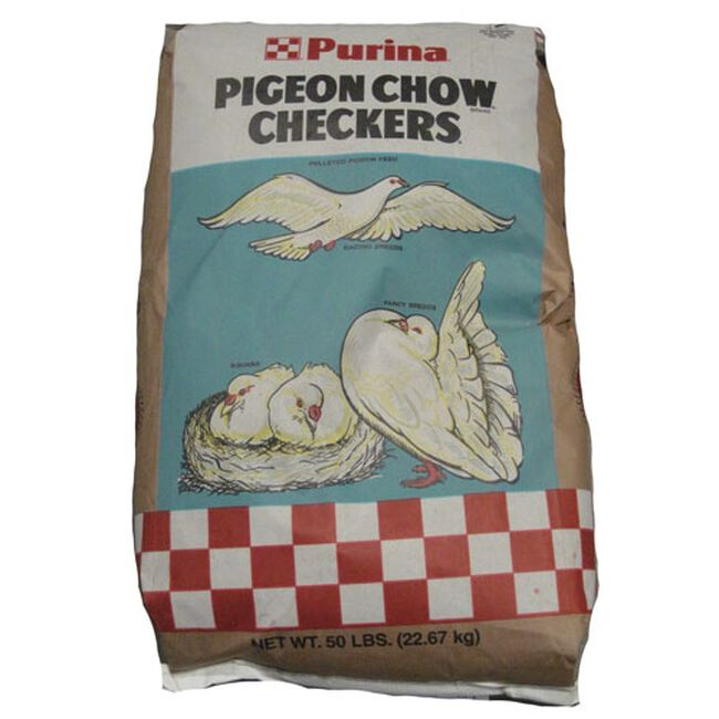 Purina Pigeon Chow Checkers Pellet image number null