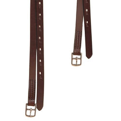 """Tory Leather 3/4"""" Youth Stirrup Leathers"""