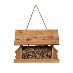 Lodge Cedar Bird Feeder 8lb