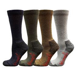 Wrangler Riggs Workwear Ultra-Dri Work Socks 4 Pack